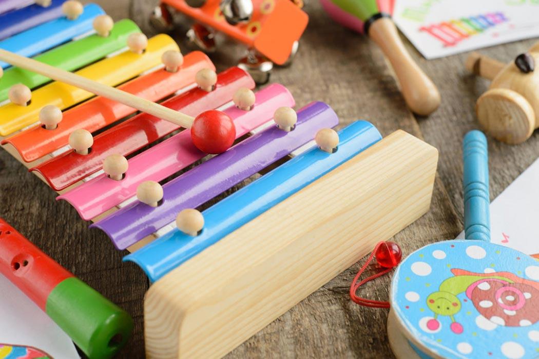Con il nostro laboratorio musicale i bambini imparano meglio.