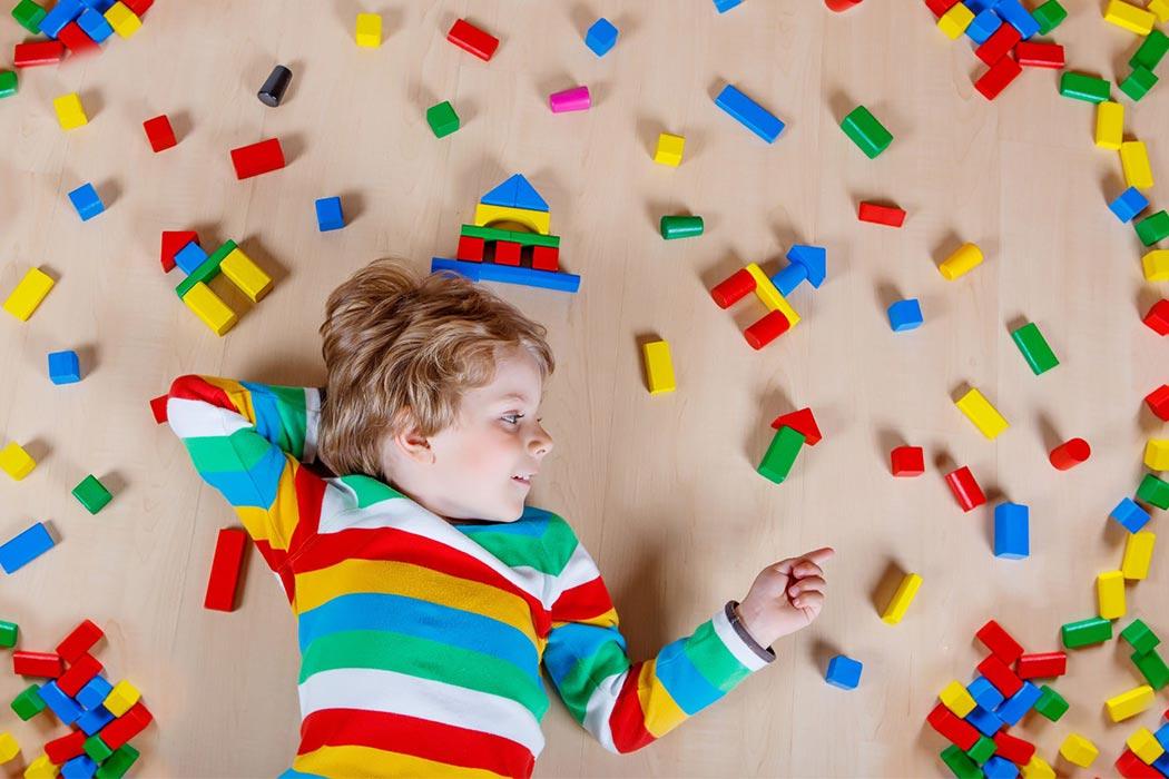 Psicoterapia infantile, un viaggio per aiutare il bambino a crescere.