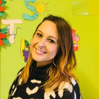 """Francesca Cuozzo, psicologa e psicoterapeuta della scuola dell'infanzia """"Futuri Talenti""""."""