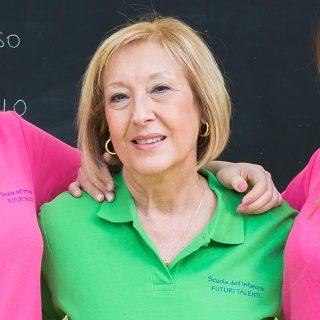 """Mirella Floridi, maestra della scuola dell'infanzia """"Futuri Talenti""""."""