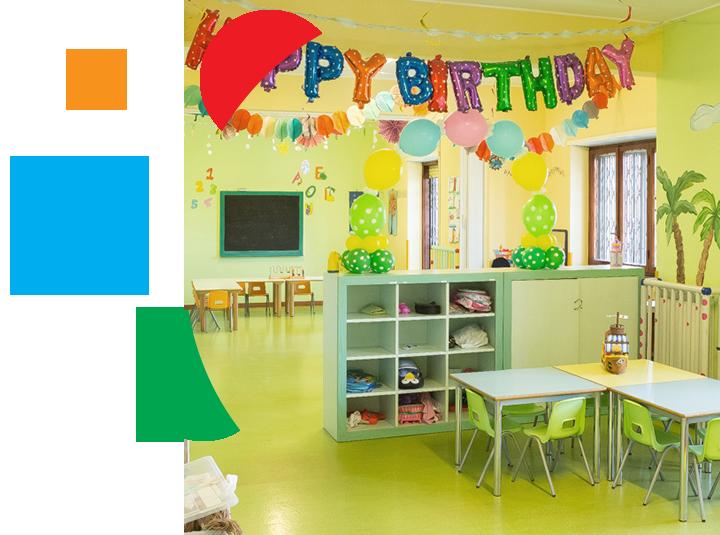 Futuri Talenti, la scuola dell'infanzia a Roma in Via Calimno, 66.