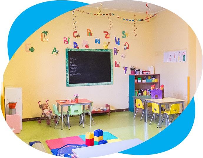 """Scuola dell'infanzia """"Futuri Talenti"""", una magia a misura di bambino."""
