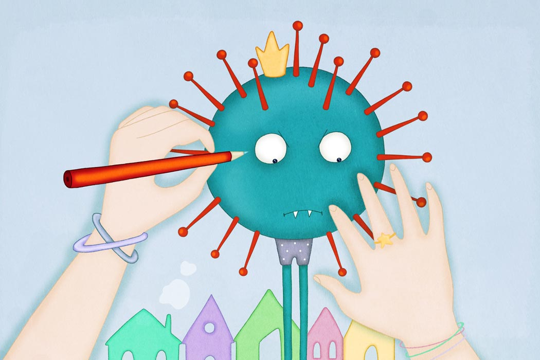 La didattica a distanza ai tempi del Coronavirus.